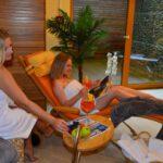 Hotel Hubertus Frauenau Wellness 12