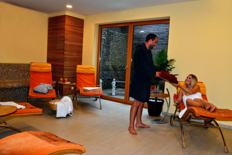 Hotel Hubertus Frauenau Wellness 1