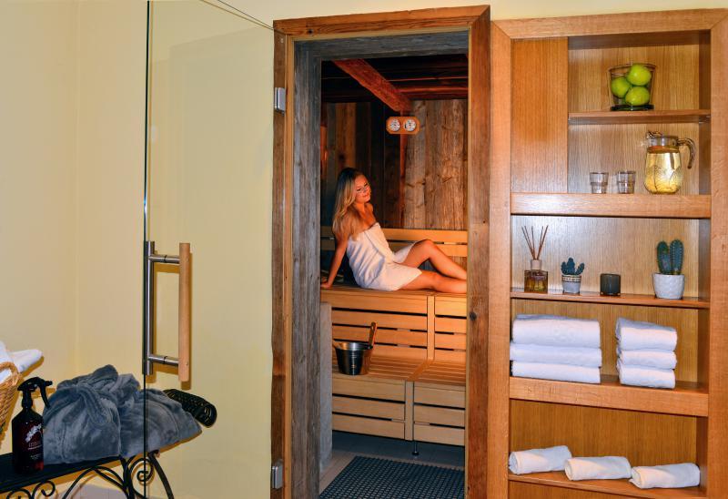 Hotel Hubertus Frauenau Wellness 2